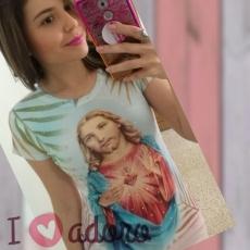 Camiseta Sagrado Corazón de Jesús