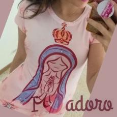 Camiseta Virgensita