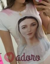 Camiseta Virgen